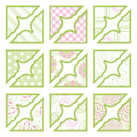 Set of corners Vector