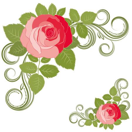 róża: Róża i Loki.
