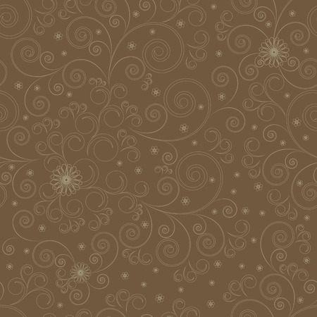 seamless pattern - Illustration for your design. Vector