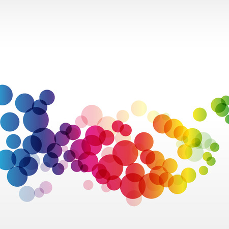Abstract colorful background.  Illustration for your design. Illustration