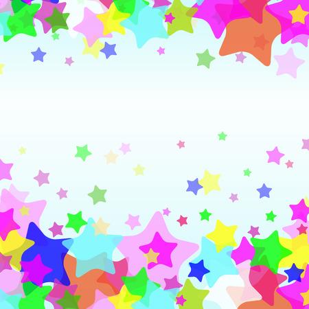 EPS10 star background.Illustration for your design Stock Vector - 7100187