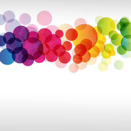 Abstract colorful background. Vector.  Illustration for your design Stock Vector - 7113355