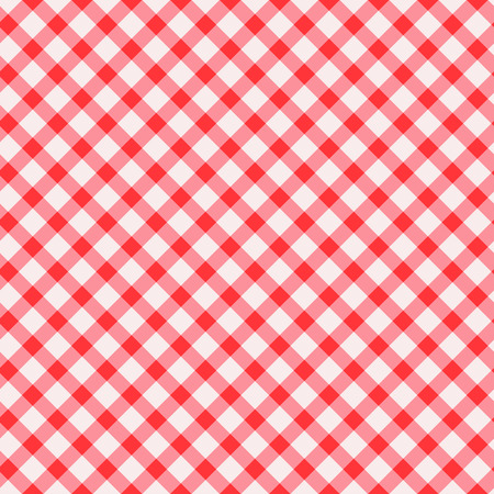 Tablecloth seamless background.  Illustration for your design.