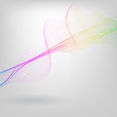 corporate image: Colorful surface. abstract background  Illustration for your design.