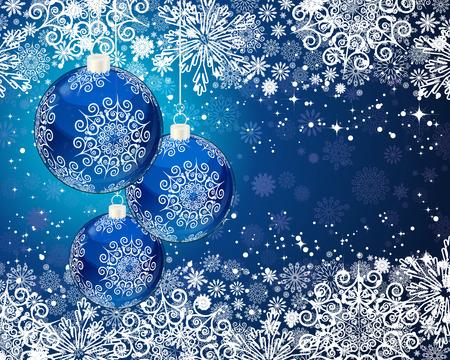 Christmas postcard Stock Vector - 7572153