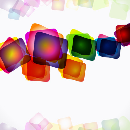 abstract bright colorful background. Stock Vector - 8715171