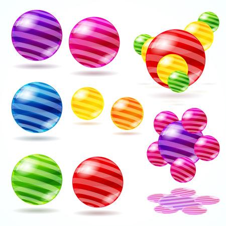 Abstract Vector spheres. Vector