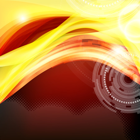 Abstract background, Vector image. Stock Vector - 8986774