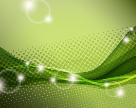eps10 abstract wave vector background  Vector