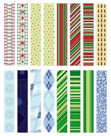 Set of Christmas banners. Stock Photo - 11310719