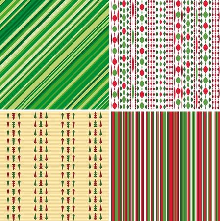 Set of Christmas backgrounds Stock Photo - 11310757