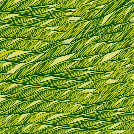 unevenly: Green leaves background