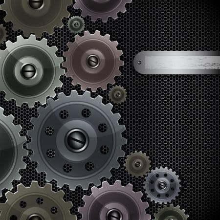 rejas de hierro: resumen de antecedentes con elementos tecno.