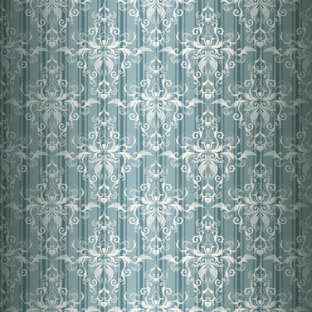Vintage seamless background. Stock Vector - 16964880