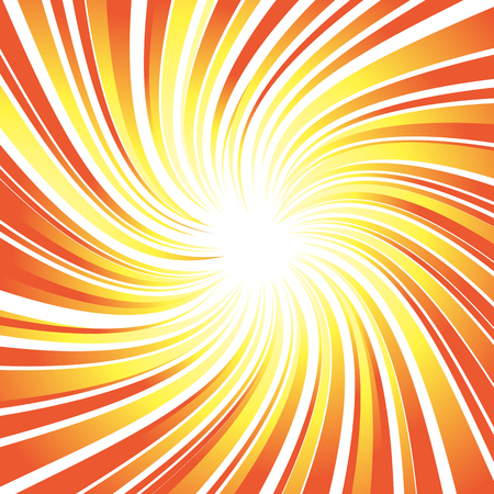太陽の光線や設計速度、運動、エネルギーの爆発のベクトルの背景。