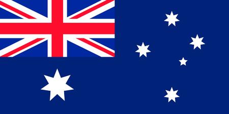 Flag of Australia icon.