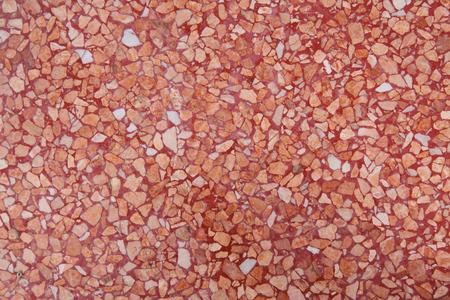 grinta: pavimento piatto graniglia rossa di fondo del modello