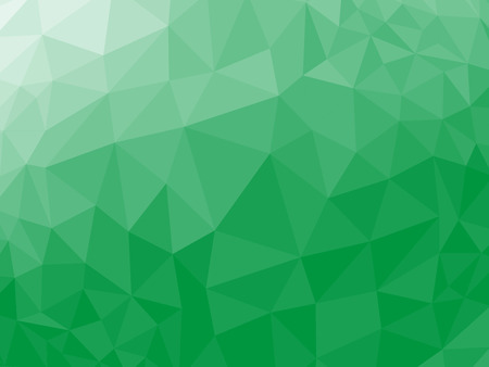 rumpled: Abstract geometric rumpled triangular low poly style vector illustration graphic background