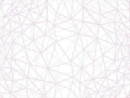 rumpled: Rumpled triangular low poly mesh texture vector
