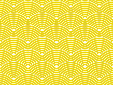 Vagues Curvy motif répétitif vecteur texture de fond Banque d'images - 30450329