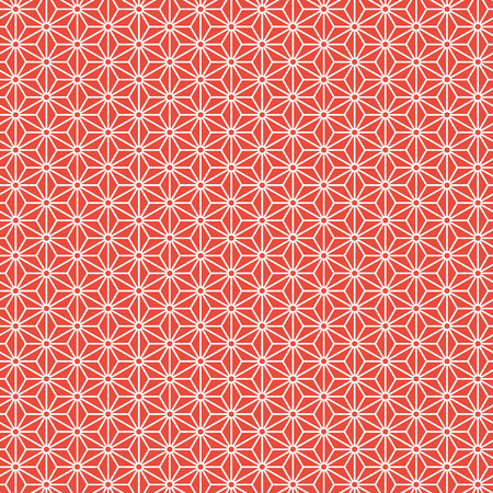side effect: Geometric ornamental pattern background. Vector graphic template.