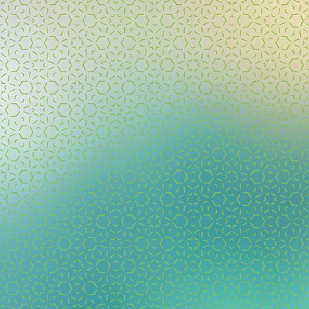 Geometric seamless repetitive particle stars pattern texture background.
