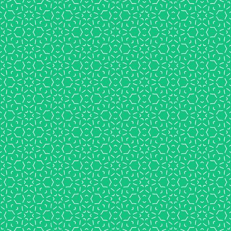 Geometric seamless repetitive particle stars pattern texture background. Ilustração