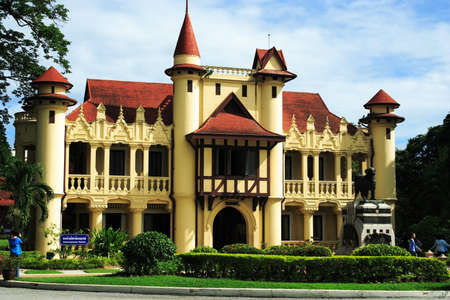 King Mongkut palace Stock Photo - 17025199