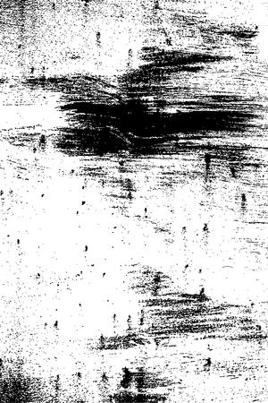 Grunge vector texture template, distress overlay texture