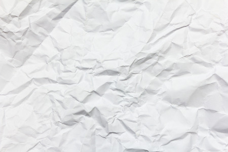 white crumpled paper background texture 스톡 콘텐츠