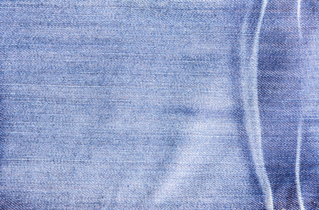 blue denim: Blue denim jeans texture, background Stock Photo
