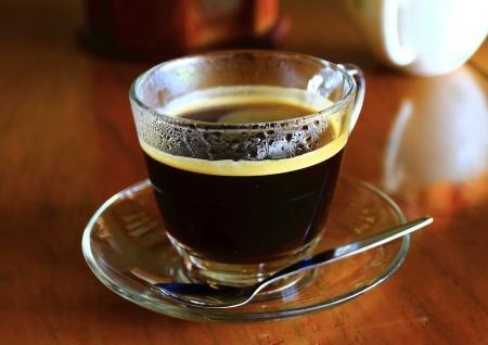 Americano coffee Stock fotó - 18287042
