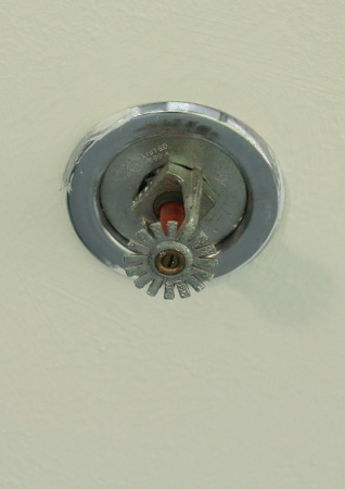 Fire Sprinkler head  photo