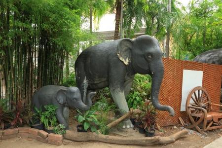 Statue de Thai Elephant