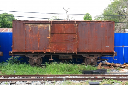 Old State Railway of Thailand   photo