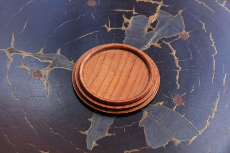 Wooden Coasters for Glass  photo
