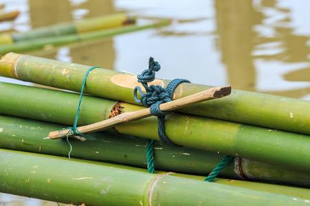 bind: Rope Bind to the Bamboo