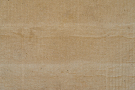 goffer: Cardboard texture background. Stock Photo
