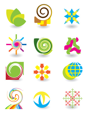 Set of elements for design Stock Vector - 5367666