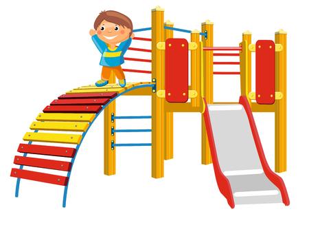 for children: Playground for children