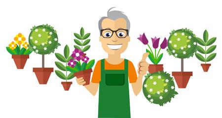 florist: Flat Florist