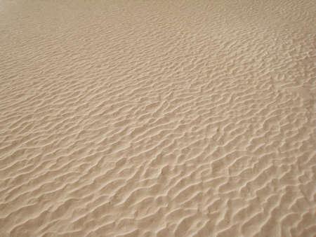 Shallow Sand Ripples background taken on Australian beach.