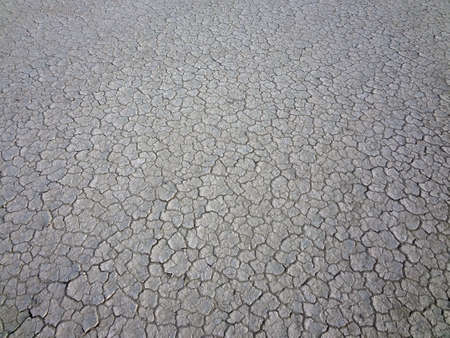A dry lake bed background in Outback Australia.