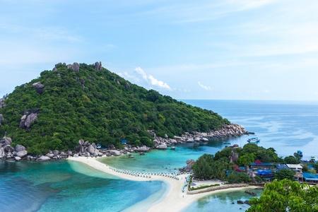 Nangyuan island in Thailand