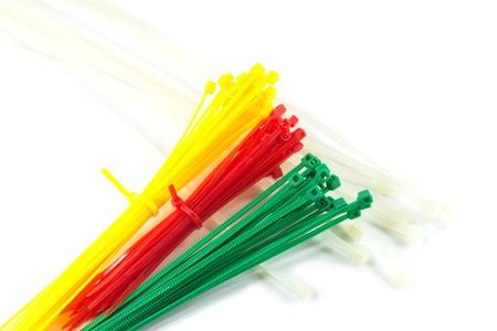 zip tie: Colorful Nylon Cable Ties