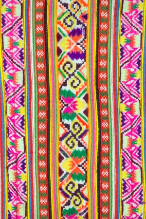 Tradition cloth north of Thai Style