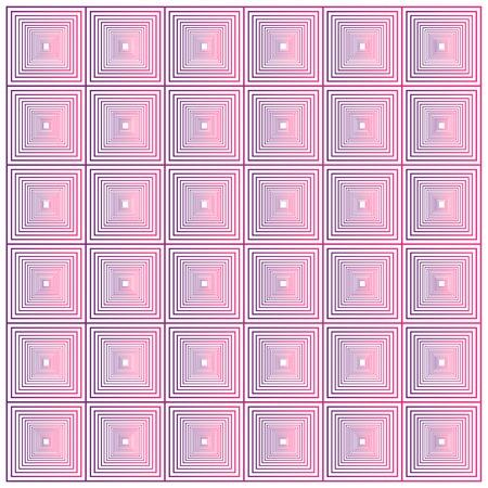 quadrati astratti: Piazza modello astratto sfondo grafico
