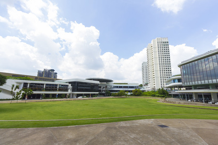 nus: Kent Ridge, Singapore-December 7, 2014: National University of Singapore (NUS), Founded in 1905, It was ranked the 100?150th university based on performance by the Academic Ranking of World University Editorial
