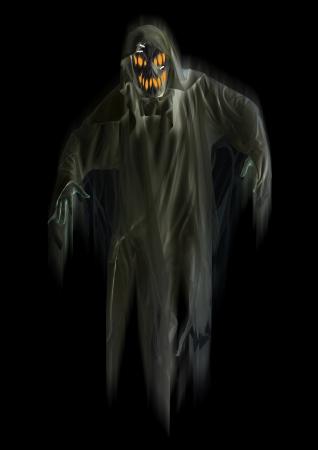 Ghost isolated Reklamní fotografie