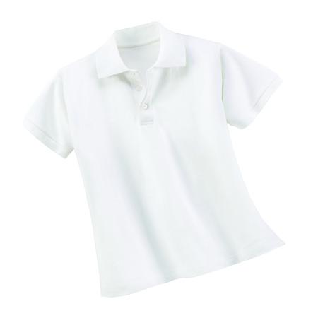 waterpolo: Manos que sostienen una camisa blanca limpia Foto de archivo